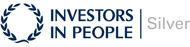 Investors In People Silver Award Logo