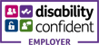 We are a disabled friendly employer