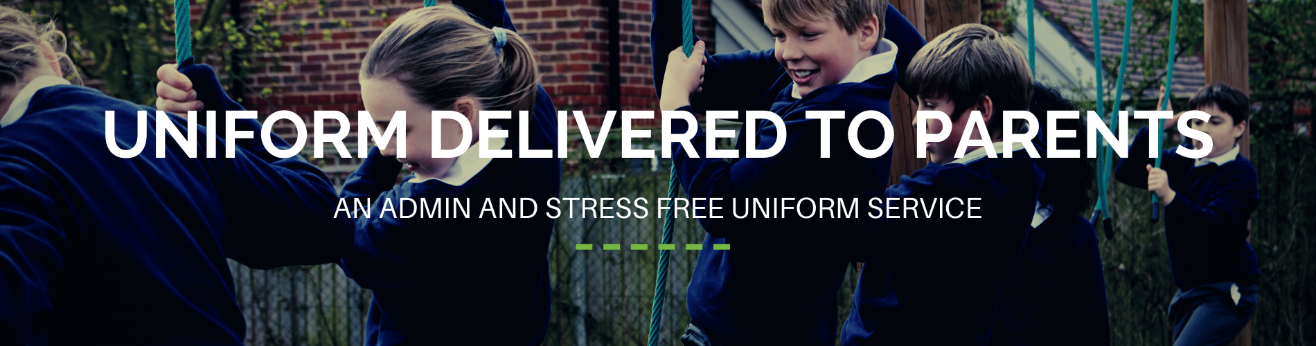 School uniform delivered | Direct to parent service | School Trends