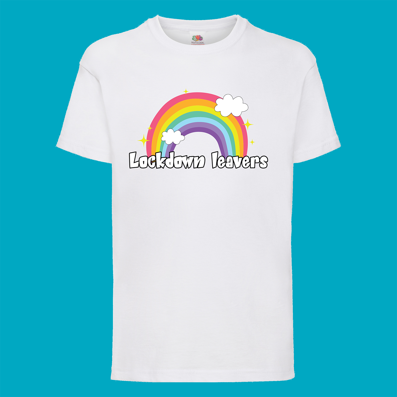 Lockdown LEavers - School Trends 2020 school leavers t-shirts