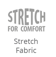 stretch for comfort