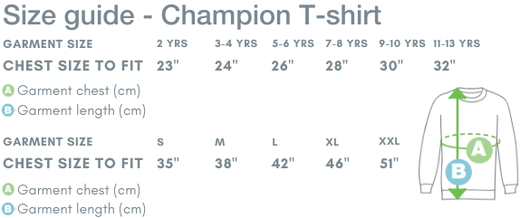 School Trends School Uniform - Champion T-shirt