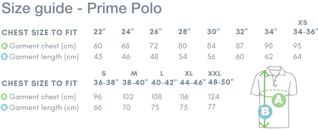 School Trends School Uniform - Prime Polo