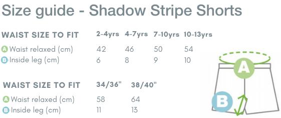 School Trends School Uniform - Shadow Stripe Shorts