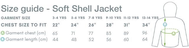 School Trends School Uniform - Soft Shell Jacket