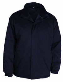 Jacket - Reversible -Navy -Jun -ELogo