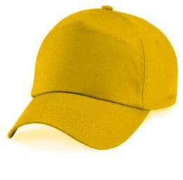 Baseball Cap P.E. -Four team colours