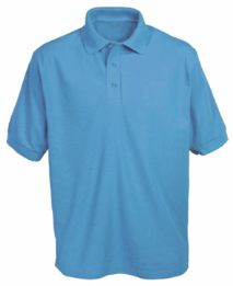 PE Polo Shirt with Logo