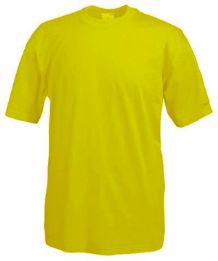 PE Tee - Yellow - Larger sizes - SPLogo