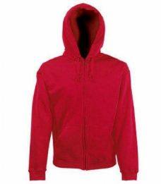 Hooded Sweatshirt - Full Zip