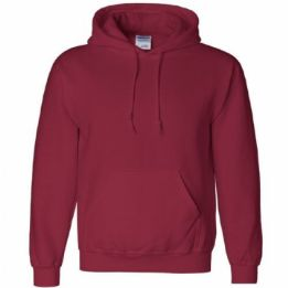Hooded Sweatshirt by Gildan