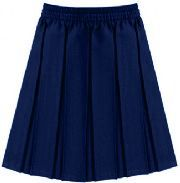 Skirt - Box Pleat