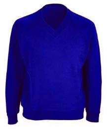 Sportex V-Neck Sweatshirt