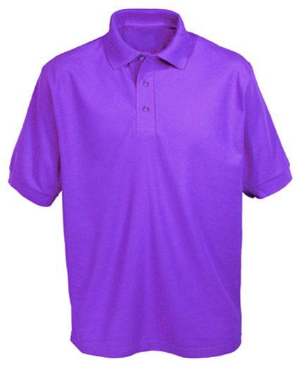 South green junior school billericay essex school for Purple polo uniform shirts